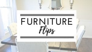 DIY Tutorials - Furniture Flip