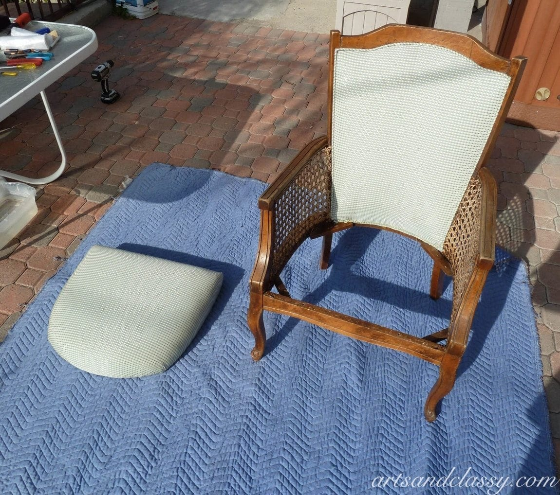 Cane_Back_Chair_Makeover_Tutorial_Step_By_Step_Arts_and_Classy_blog_02