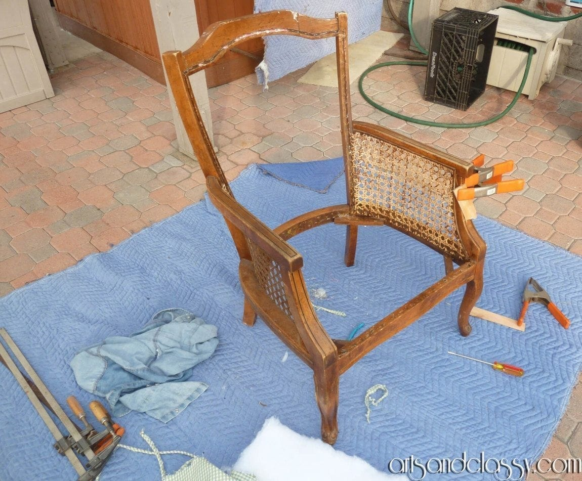 Cane_Back_Chair_Makeover_Tutorial_Step_By_Step_Arts_and_Classy_blog_08