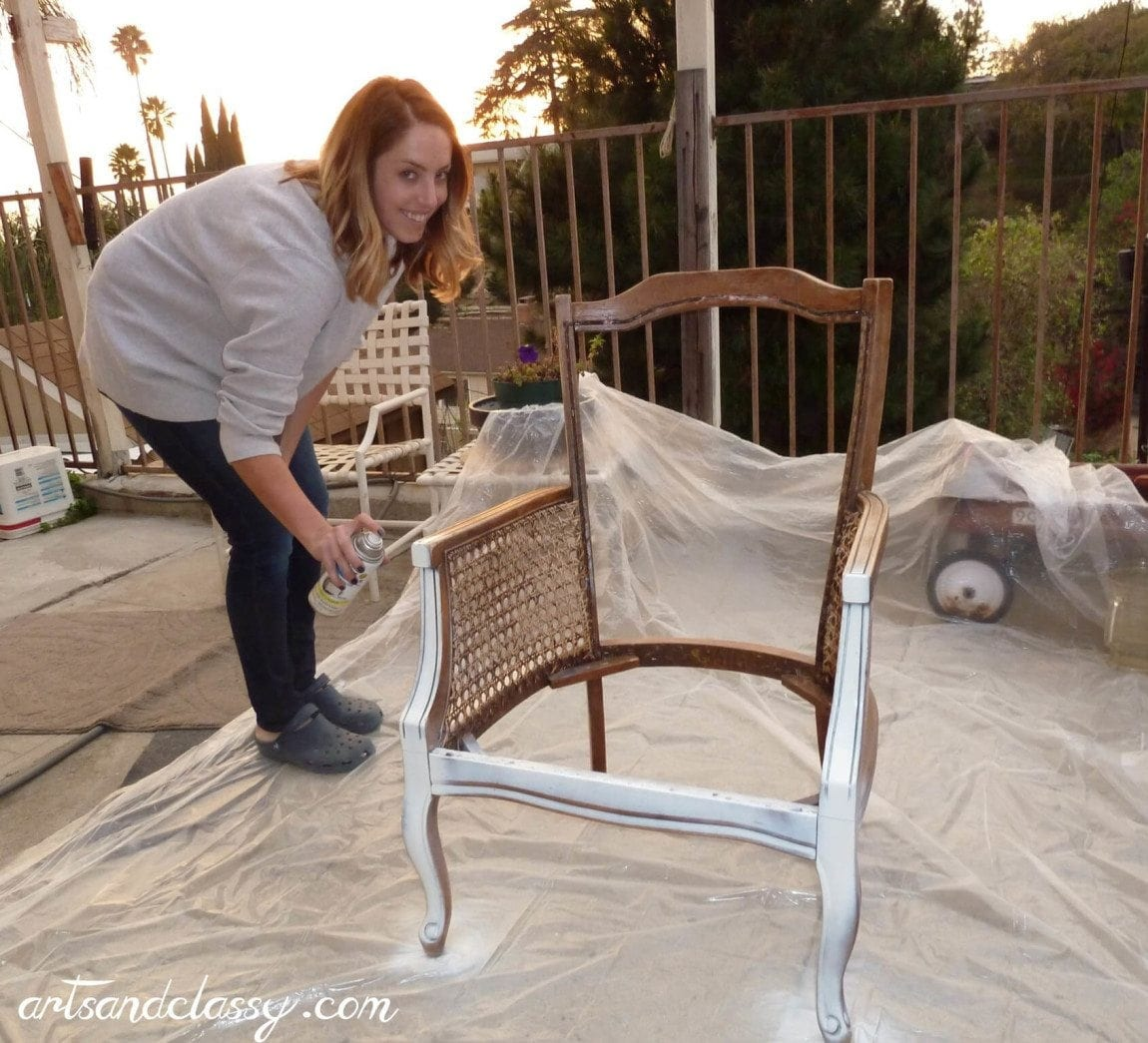 Cane_Back_Chair_Makeover_Tutorial_Step_By_Step_Arts_and_Classy_blog_10