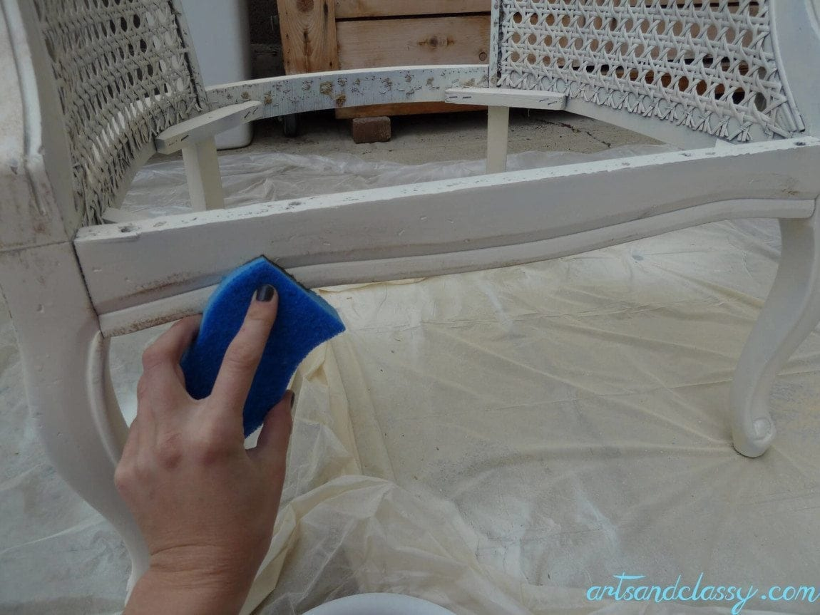 Cane_Back_Chair_Makeover_Tutorial_Step_By_Step_Arts_and_Classy_blog_15