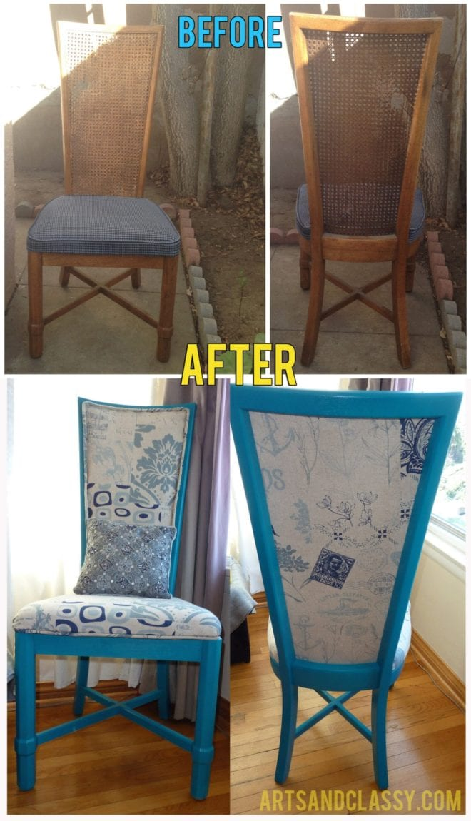 Curb Alert Do It Yourself Wooden Chair Tutorial Arts
