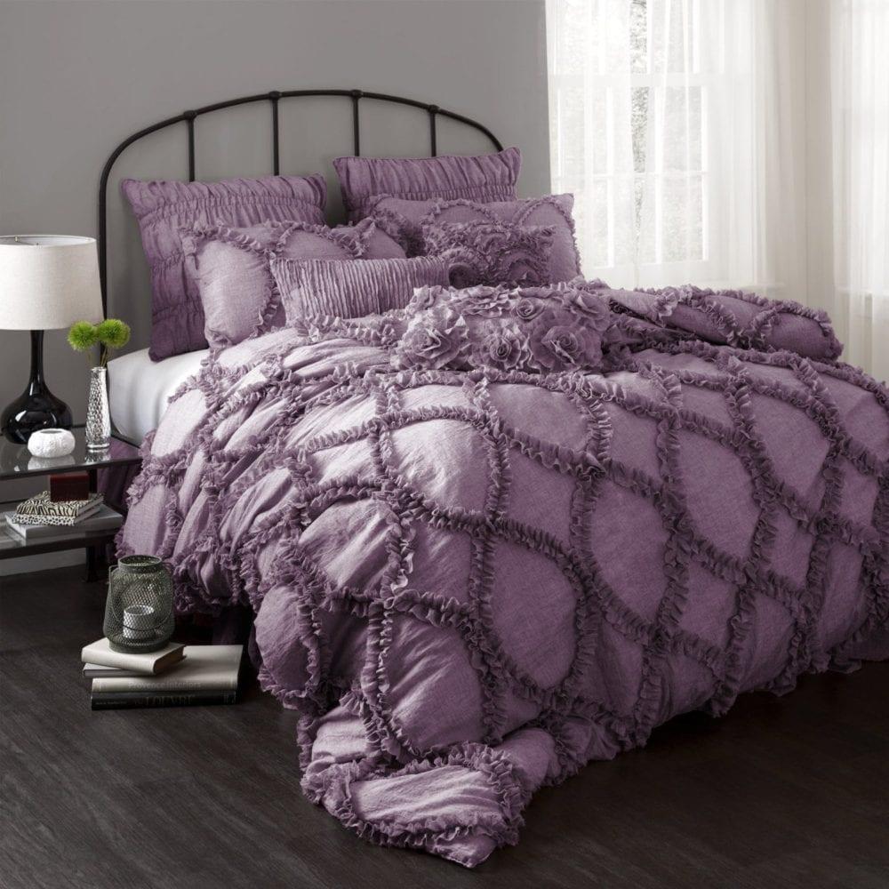 Lush Decor Riviera 3-Piece Comforter Set