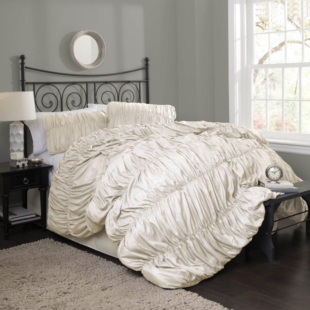 Lush Decor Venetian 3-Piece Comforter Set