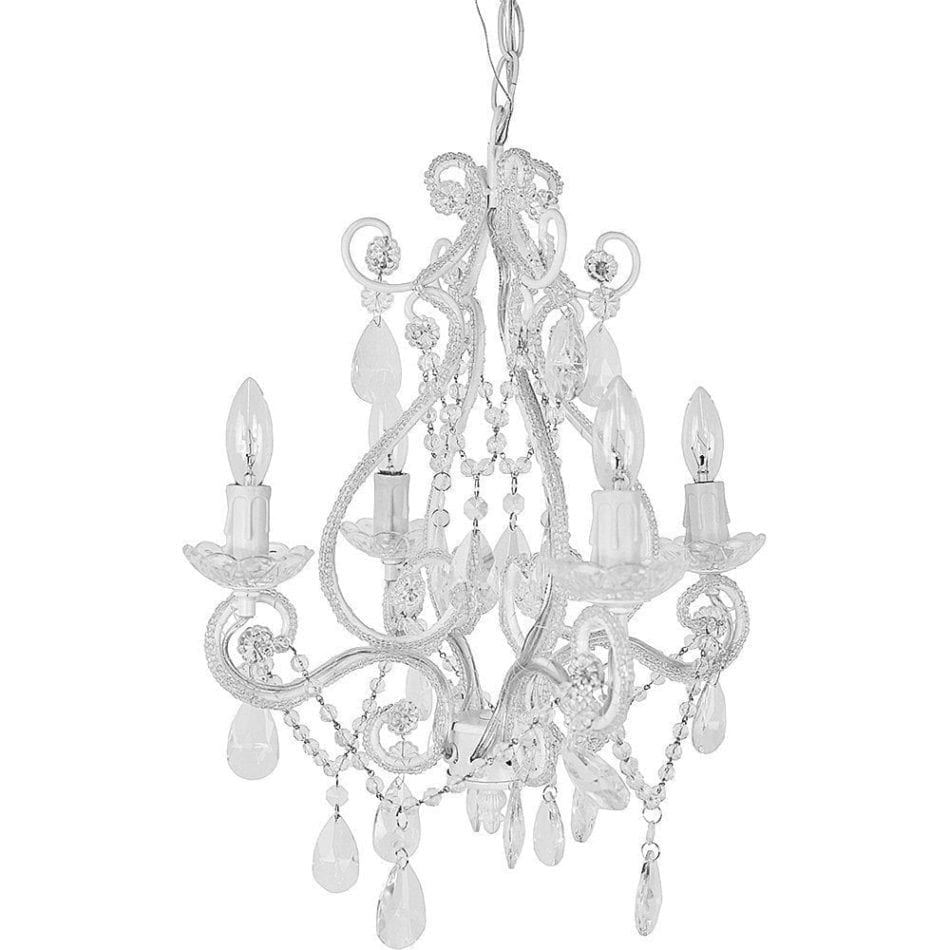 Tadpoles_Four_Bulb_Chandelier_Lighting_Arts_and_Classy_blog