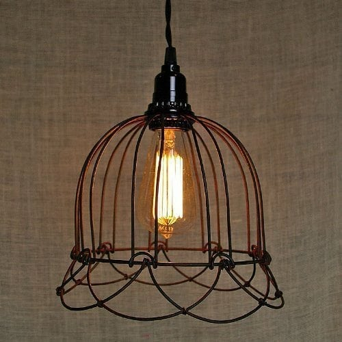 Wire_Bell_Pendant_Lamp_In_Barn_roof_Lighting_Arts_and_Classy_blog