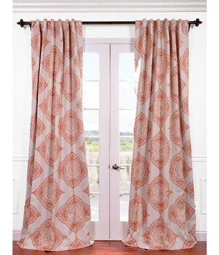 Bargain Home Decor Drapes and Curtains Under $60 | Arts and Classy