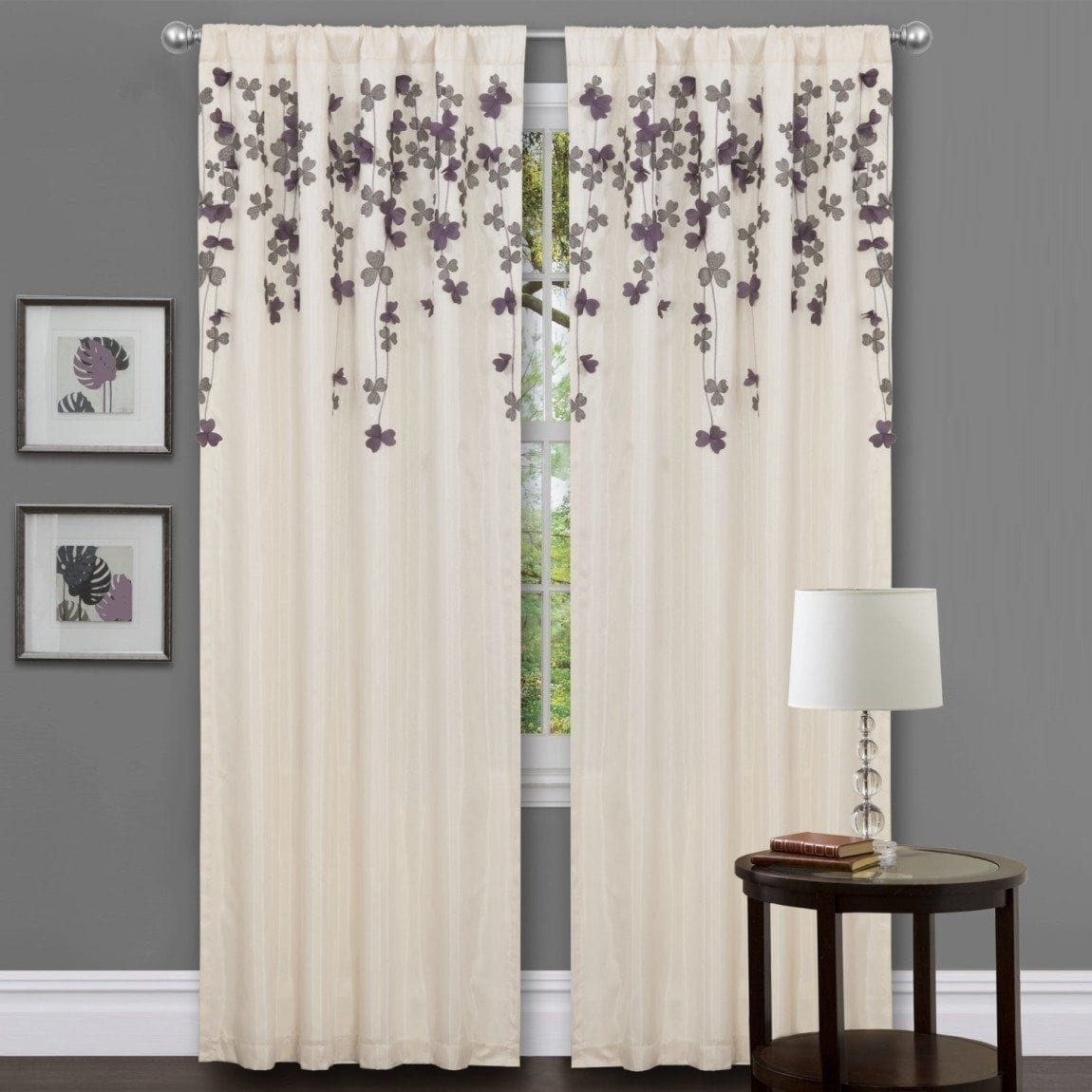 Home Drapes Bargain Home Decor Drapes And Curtains Under $60  Arts And Classy
