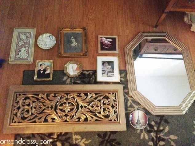 do-it-yourself-gold-octagon-mirror-revamp-home-decor-living-room-ideas-wall-decor-1