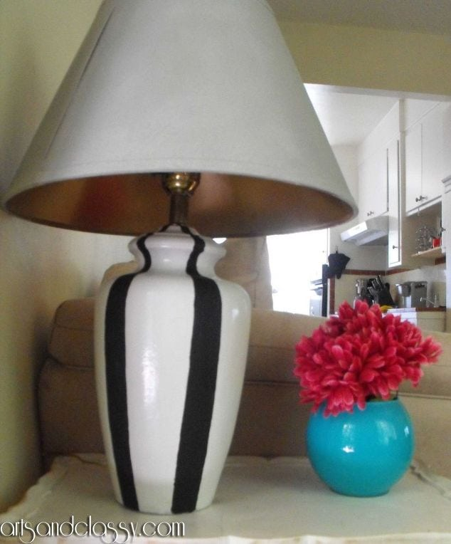 lamp-stripes-goodwill-diy-lighting-painted-furniture-repurposing-upcycling-5