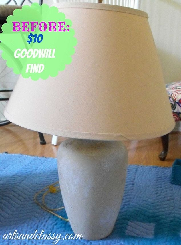 lamp-stripes-goodwill-diy-lighting-painted-furniture-repurposing-upcycling