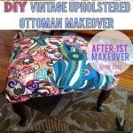 Ottoman Colorful Makeover #1