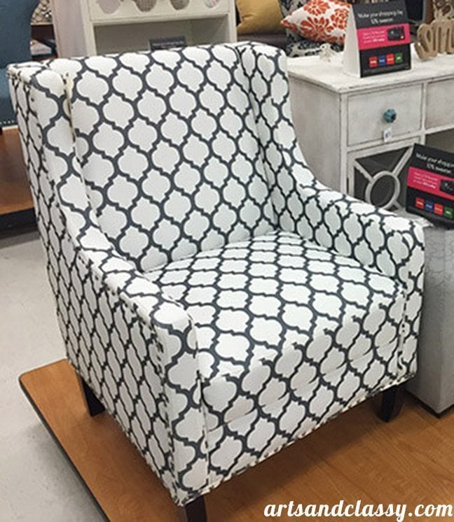 Wing chair with ottoman - Save Money On Your Next Furniture Shopping Trip Arts And