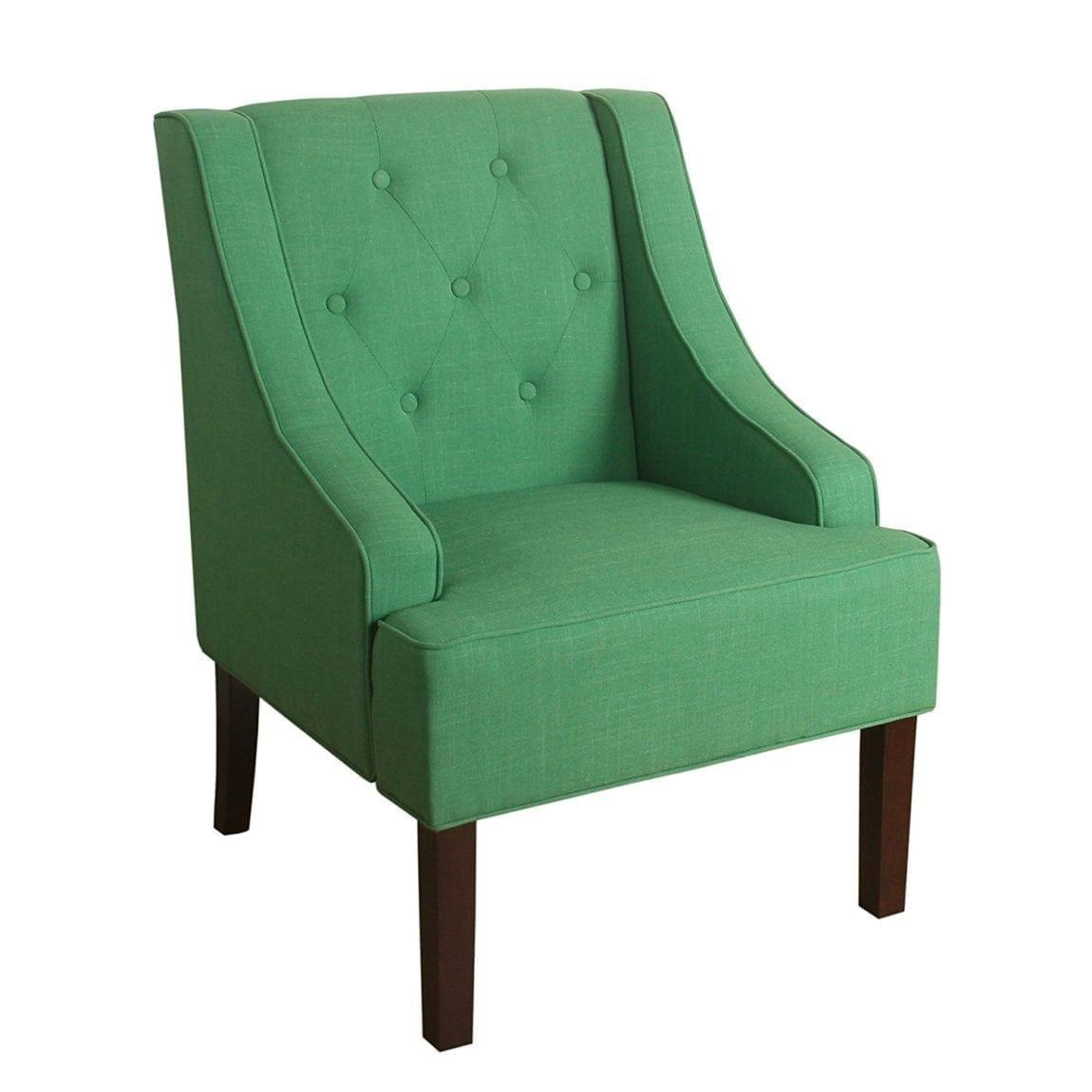 9. Mid Century Modern Style Chair