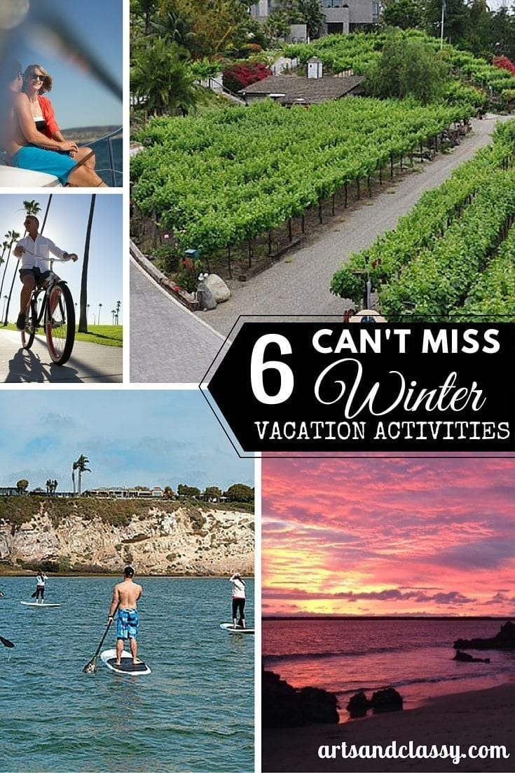 6 Can't Miss Winter Vacation Activities in Newport Beach