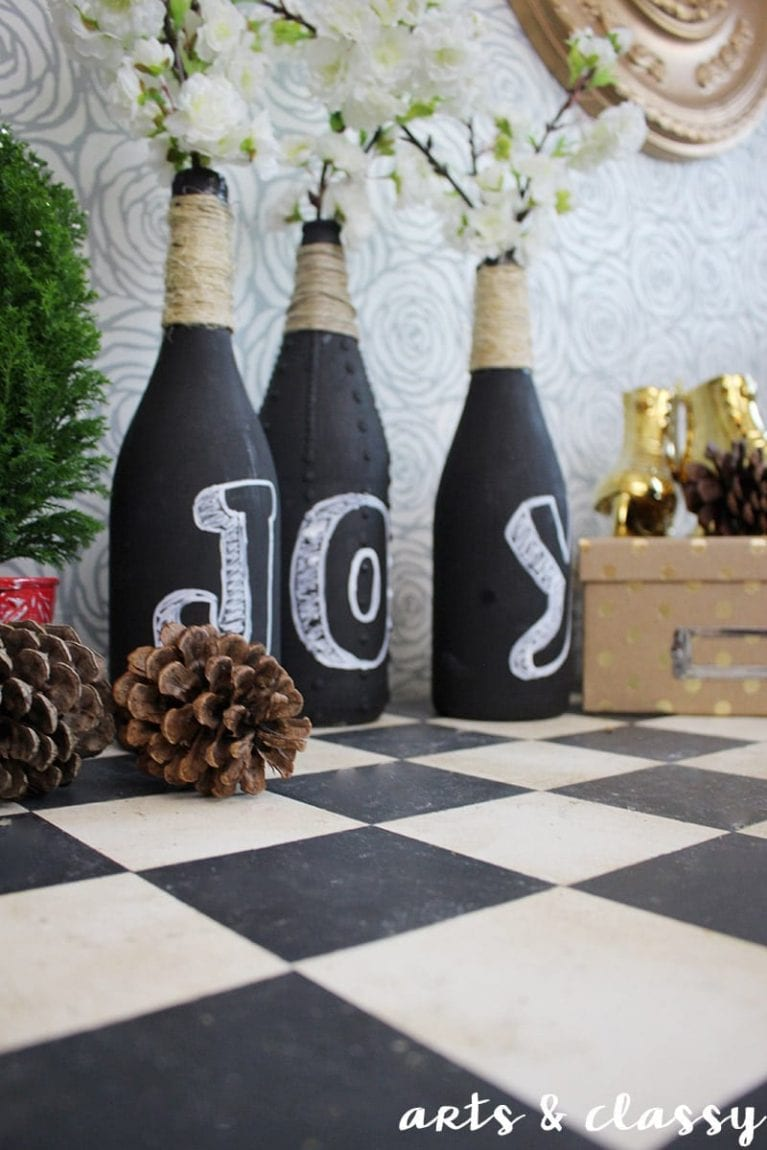 Make Your Season Sparkle With This Holiday DIY