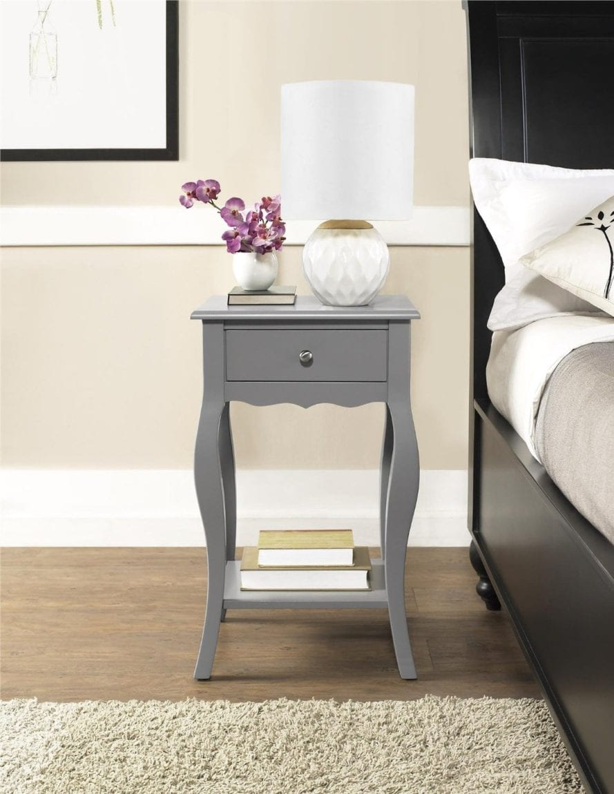 Altra Kennedy Accent Table, Gray
