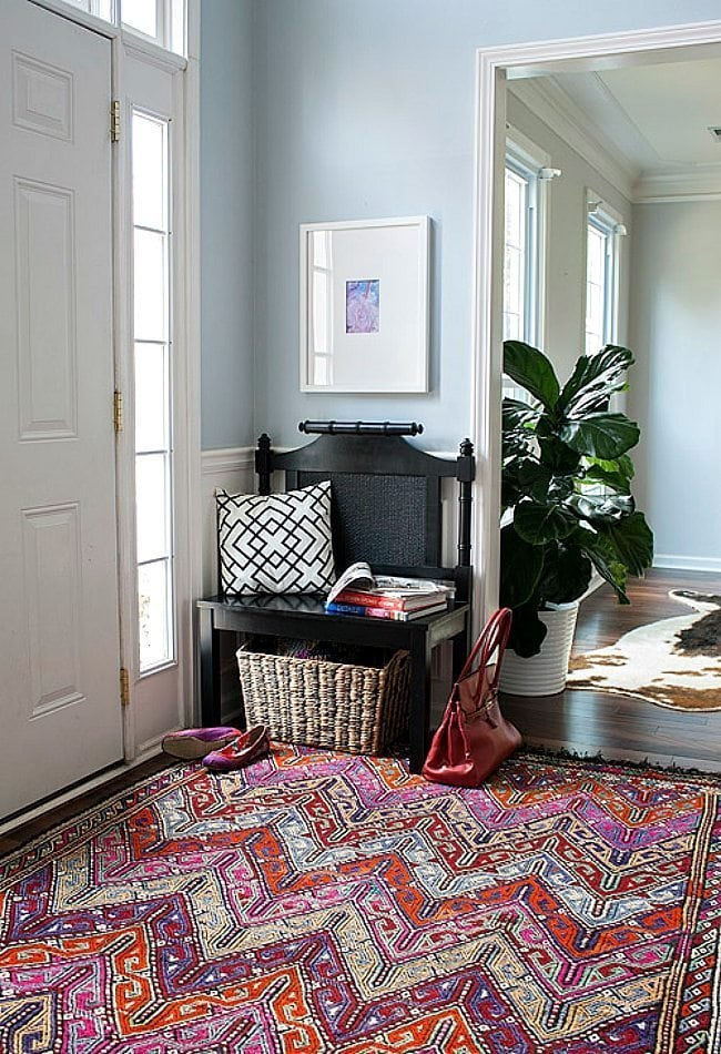 Foyer In Apartment : Tips to create a foyer or entryway in small apartment