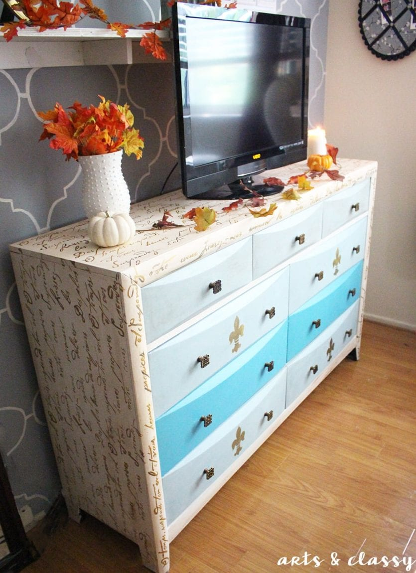 diy-furniture-contemporary-dresser-gets-a-poetic-french-makeover