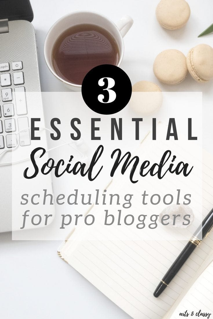 3 Essential social media scheduling tools for pro bloggers