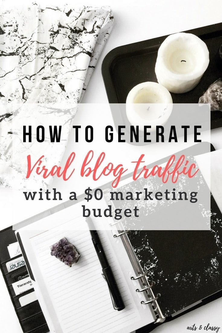 7 Tips on How to Generate Website Traffic with $0 Marketing Budget