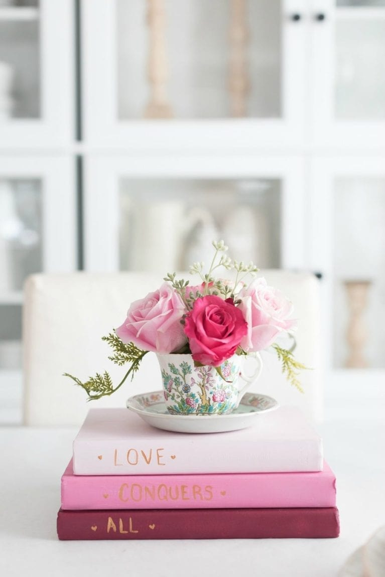 A & C's Favorite Flower Arrangement Hacks for Home + Events