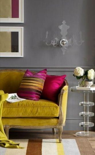 Spicy Mustard Interior Decor Trends + Inspiration