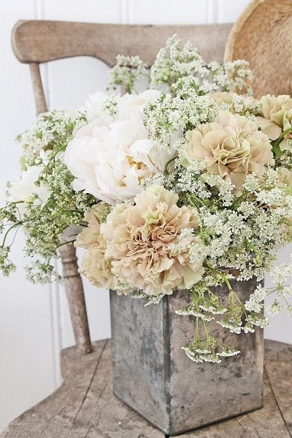 My Favorite Flower Arrangement Hacks for Home + Events