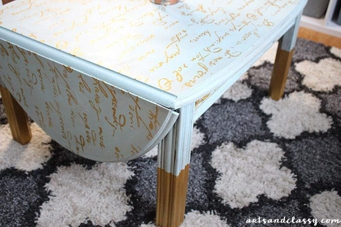 DIY Projects - Coffee Table Furniture Flip Makeover Tutorial