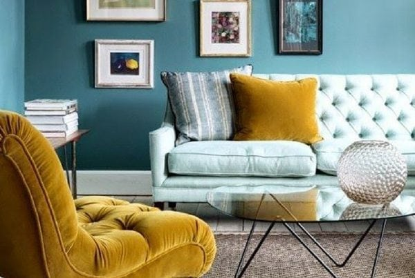 Spicy Mustard Interior Decor Trends Inspiration
