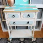 DIY HomeGoods Table Find Makeover