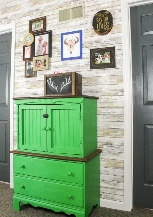 painted green furniture. Bright Green Painted Hutch - Is A Hot Home Decor Trend Right Now, So Furniture
