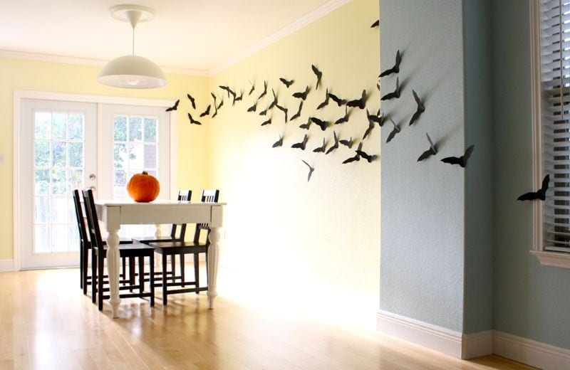15 Halloween Decorating Projects On A Budget Free