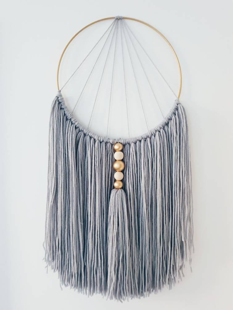 34 Of The Best Macrame Hanging Amp Textile Art Ideas On Any