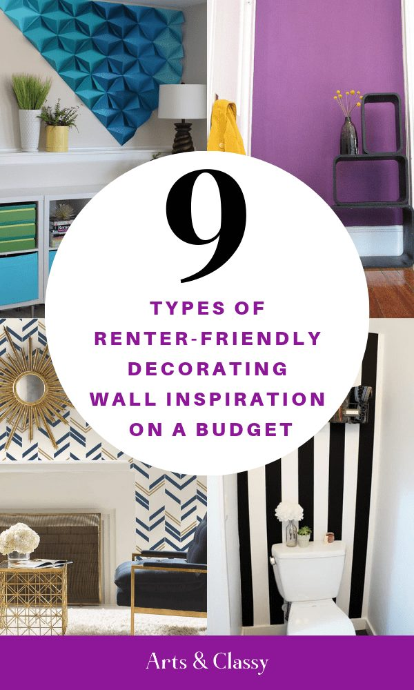 9 Types of Apartment Decorating Wall Ideas and Inspiration ...