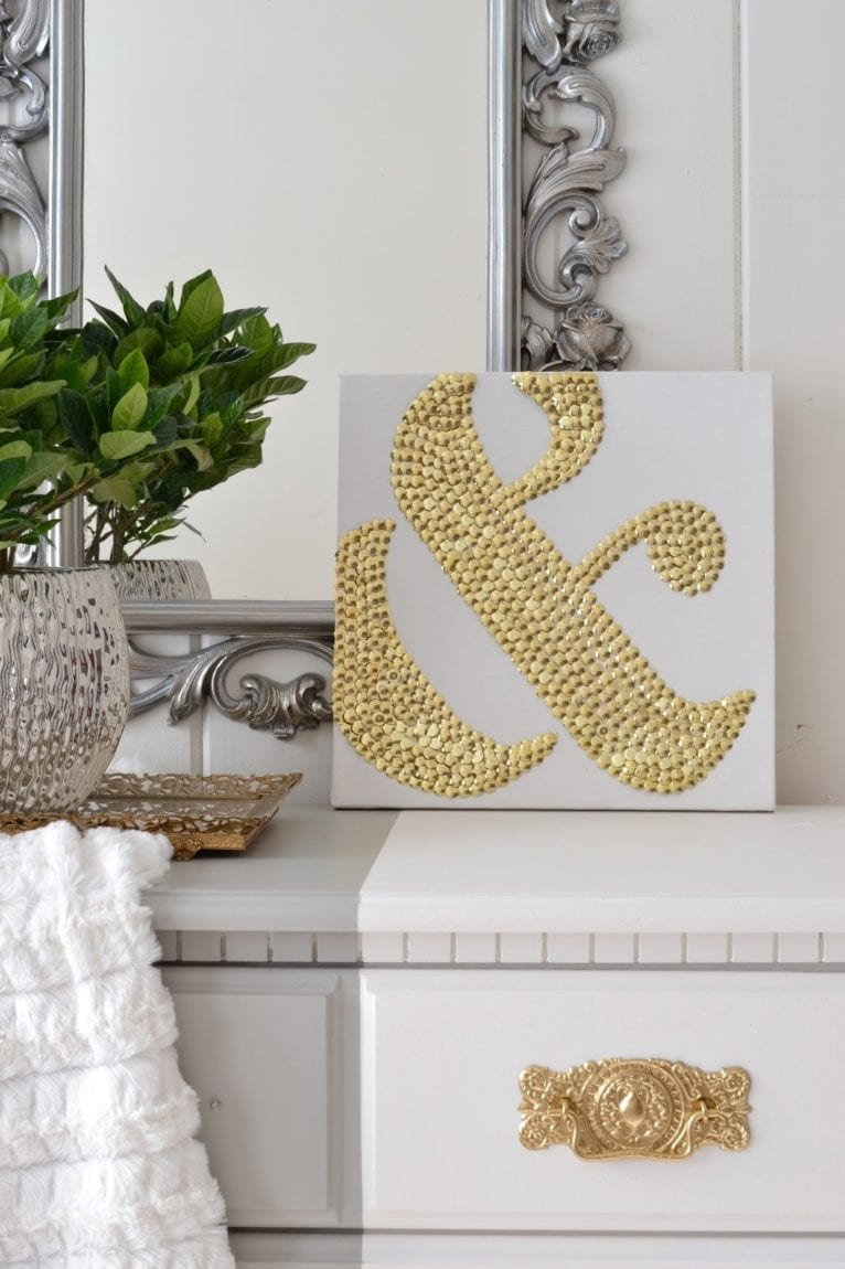 DIY High End Home Decorating on a Budget from The Dollar ...